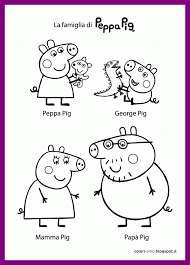 peppa pig valentines coloring pages unbelievable peppa pig and friends coloring print of valentines page