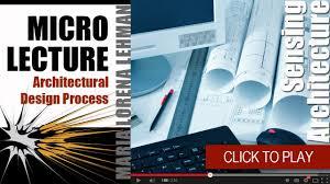 Architectural Design Your Architectural Design Process 3 Steps Toward Innovation Youtube