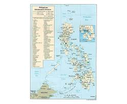 Map Of Phillipines Maps Of Philippines Detailed Map Of Philippines In English