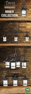 patriot lighting miner collection with a silhouette steeped in tradition the patriot lighting