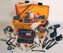 How To Put A Box Together What To Put In Your Rv Toolbox