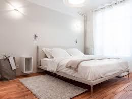 chambre contemporaine design decoration design appartement rénovation parisienne chambre à