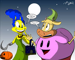 rocko s modern life halloween contest voting closed by rockosmoderngroup on deviantart