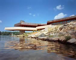petra island ny frank lloyd wright home wall street luxury