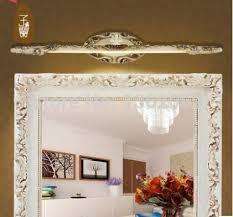 retro bathroom mirrors 8w vintage bathroom cabinet bathroom mirror front ls pastoral