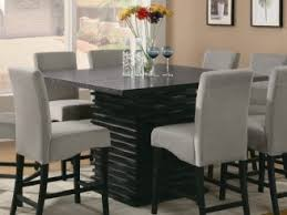 Square Dining Room Tables For 8 Square Dining Room Table Seats 8 Remodel Hunt