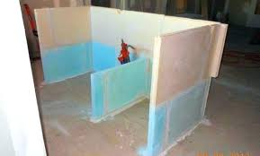 faire un meuble de cuisine fabriquer meuble cuisine etape 2 fixer la planche de bois comment