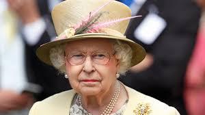 Queen Elizabeth by Queen Elizabeth Hoping She Dies Before Having To Knight Any Djs