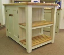 oak kitchen island units free standing kitchen island units ebay