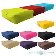 garden waterproof bean bag slab beanbag outdoor indoor cushions