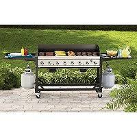 Backyard Grill Refillable Propane Tank Refillable Propane Gas Cylinder With Gauge 20 Lb Capacity