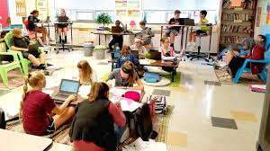 flexible seating and student centered classroom redesign edutopia