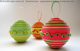 how to make rolled paper ornaments diy crafts handimania