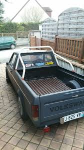 volkswagen rabbit truck 1982 25 best volkswagen caddy pickup images on pinterest volkswagen