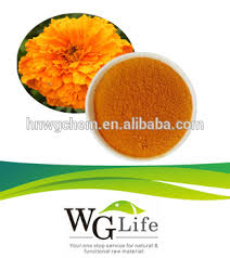 food coloring ingredients marigold extract xanthophyll lutein
