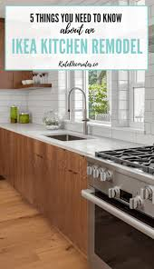 ikea kitchen cabinets average price 5 things you need to about an ikea kitchen remodel