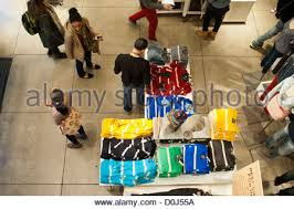 shoppers in american eagle outfitters in the herald square