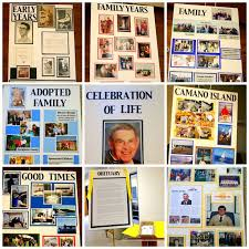 21 best funeral collages images on funeral ideas