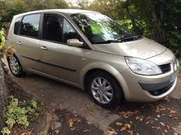 Renault Scenic 2005 Interior Used Renault Scenic Cars For Sale Friday Ad