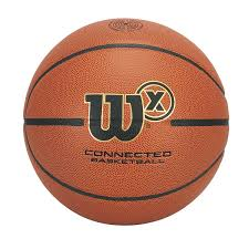 amazon com wilson x connected smart basketball with sensor that