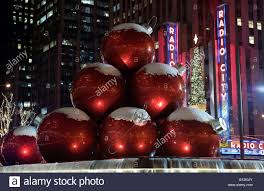 ornaments time radio city