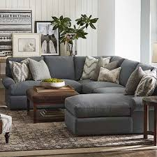 Grey Sectional Sofas Impressive Best 20 Gray Sectional Sofas Ideas On Pinterest Family