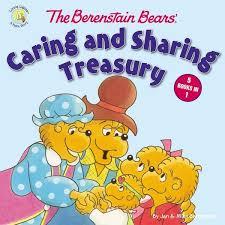 berenstain bears books the berenstain bears caring and treasury
