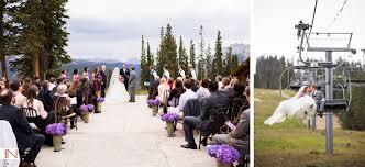 weddings in colorado colorado mountaintop weddings 11 venues we