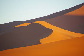 Us Desert Map Namib Desert Dunes Epod A Service Of Usra