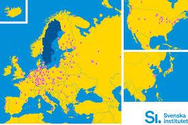 si e med universitet med svenskstudier svenska språket
