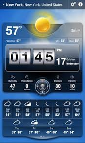 weather live 6 0 build 118 paid apk apalon weatherlive - Weather Live Apk
