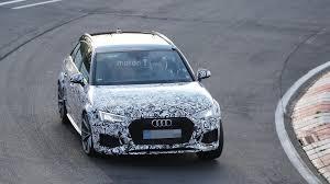 audi rs4 avant rs5 coupe sportback specs leaked via dealer