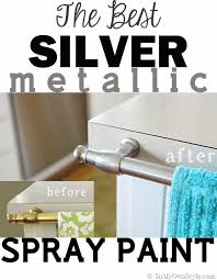 can i spray paint cabinet hinges spray painting metal hardware brass to nickel in my own style