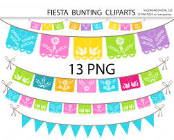 International Bunting Flags Spanish Clipart Bunting Pencil And In Color Spanish Clipart Bunting