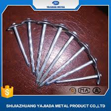 Grip Rite Collated Roofing Nails by Colored Roofing Nails U0026 Umbrella Head Galvanized Colored Roofing