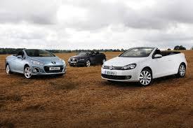 vw golf audi a3 volkswagen golf cabriolet vs rivals tests auto express