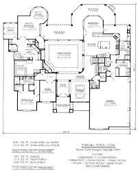 House Plans With Media Room 5 Bedroom 4 Bathroom House Plans 100 Images 4 Bedroom House