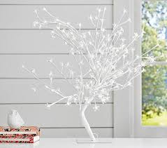 black and white tree table l