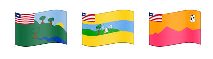 Baltimore County Flag Emojipedia Stickers For U S State Flags