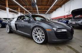 audi r8 2009 for sale used audi r8 for sale in seattle wa cars com