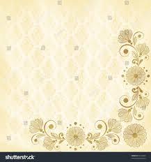 Decorative Flowers by Vector Vintage Floral Background Decorative Flowers Stock Vector