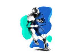 football sketches by tsuriel dribbble