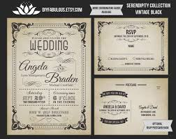 vintage wedding invitation vintage printable wedding invitations printable vintage wedding