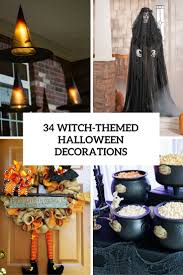 46 outdoor halloween decorations witches outdoor halloween