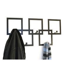 modern wall coat hooks minimalist rack key hook surripui net appealing modern coat rack wall pictures ideas
