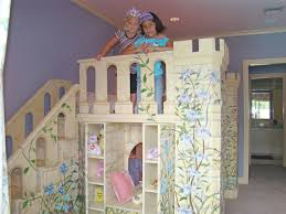 canopy bunk bed