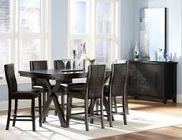 counter height dining room table sets homelegance 5375 36 sherman counter height dining room set