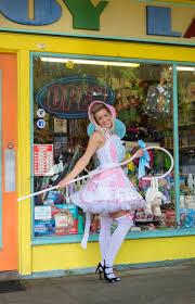 jane jetson halloween costume lil bo peep pin up apron halloween costume toy story