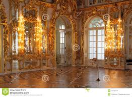 catherine u0027s palace hall tsarskoe selo stock images image 17642714