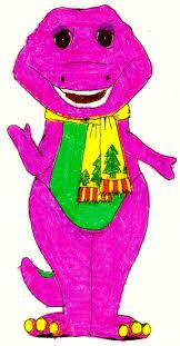 Barney And The Backyard Gang Doll Barney And The Backyard Gang Logo